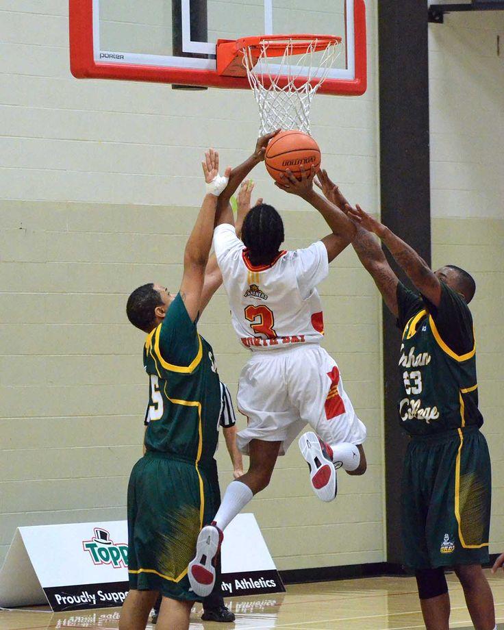 Panther Varsity Basketball vs. Durham