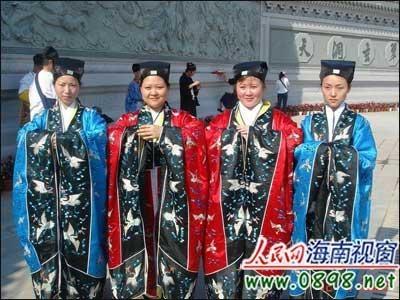 Daoist nuns