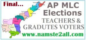 Mandal wise Final Voter list of AP MLC Elections for Teachers and Graduates, MLC Elections,MLC Elections Voters list Status,MLC Election Voter list - O ...