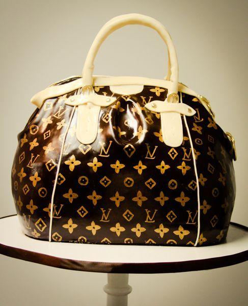 Louis Vuitton Cake Pinterest Louis Vuitton Purses