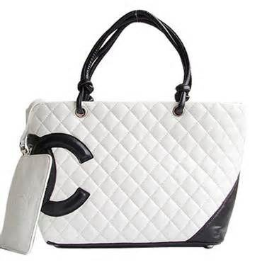 Black And White Coco Chanel Purse Pretty In Purses Pinterest Handbags