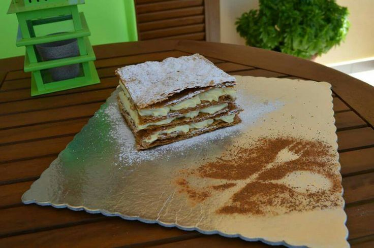 Millefeuille..