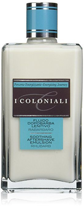 I Coloniali Soothing Aftershave Emulsion with Rhubarb, 3.3 oz. Review