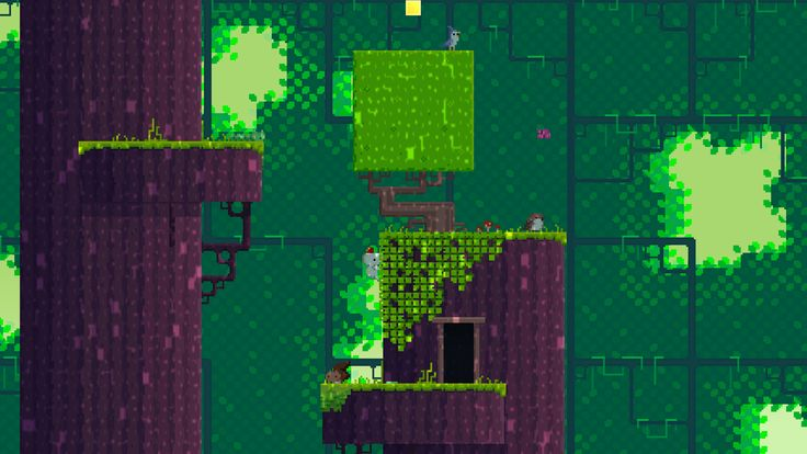 Fez environment - Inspiration for using the environment itself as a puzzle object