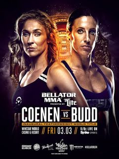 MMA CAGEWORLD: Bellator 174 Tonights Fight Card