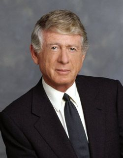 Long time ABC news broadcaster/journalist Ted Koppell turns 75 today - he was born 2-8 in 1940. US audiences watched his precursor to the TV show Nightlight he launched during the Iran hostage crisis in 1979.