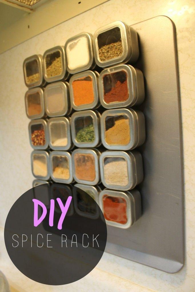 diy spice rack diy spice rack jar and organizations. Black Bedroom Furniture Sets. Home Design Ideas