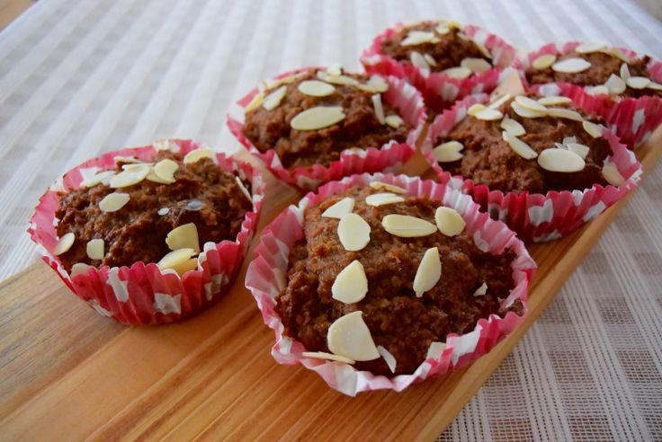 Speculaas muffins.