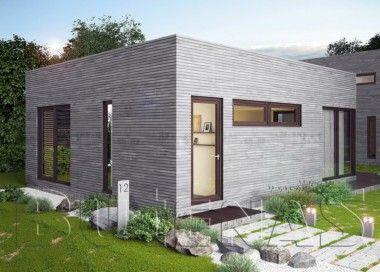 32 best images about kleinhaus bauen on pinterest jars for Modernes ferienhaus bauen