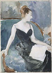 Portrait of Madame X - Wikipedia, the free encyclopedia