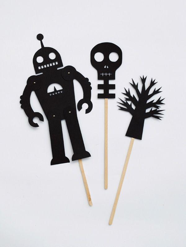 DIY Halloween decoration tutorials