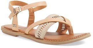 Shop Now - >  https://api.shopstyle.com/action/apiVisitRetailer?id=513310220&pid=uid6996-25233114-59 Women's Toms 'Lexie' Sandal  ...