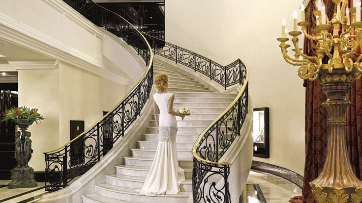 Ritz Carlton Moscow: The meeting facilities serve as an excellent location for weddings