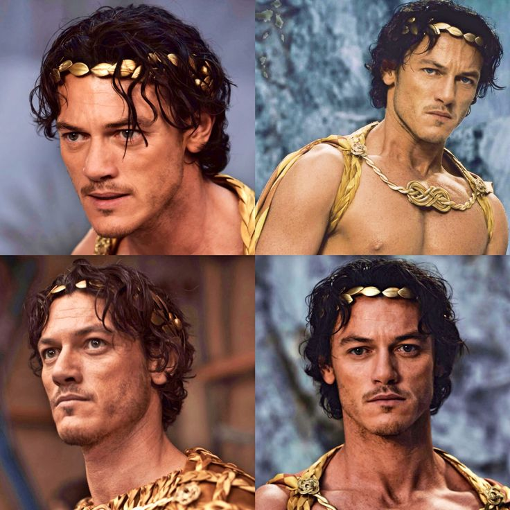 """17 Best images about Luke Evans """"Zeus and Apollo"""" on ..."""