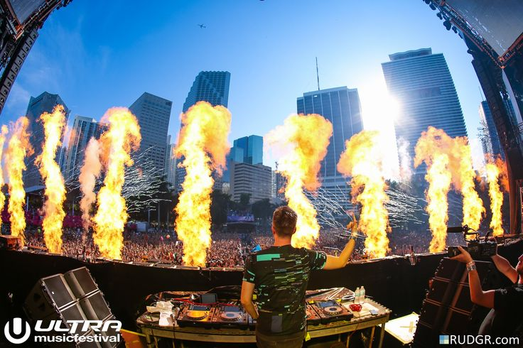 Nicky Romero - Ultra Music Festival 2015