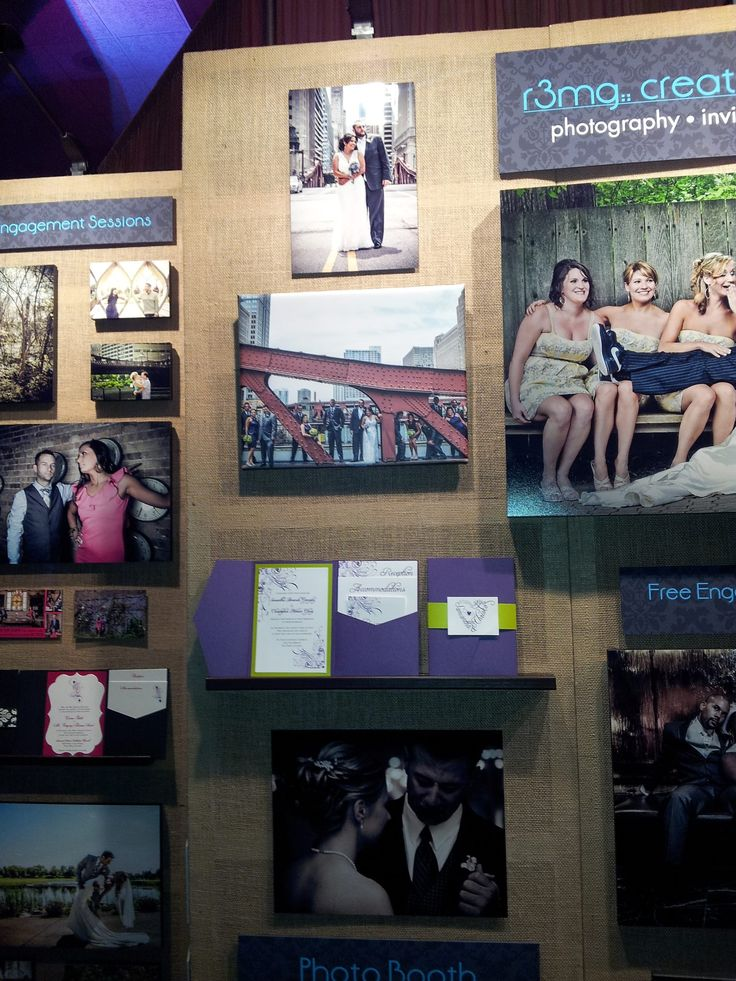 Trade Show Booth Vendors : Best images about bridal show booth ideas on pinterest