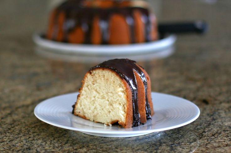 Wedding White Cake Tube Pan Recipe