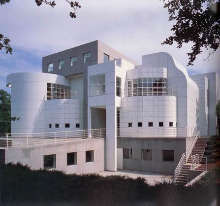 Des Moines Art Center (architecture is a collaboration of Eliel Saarinen, I. M. Pei and Richard Meier)