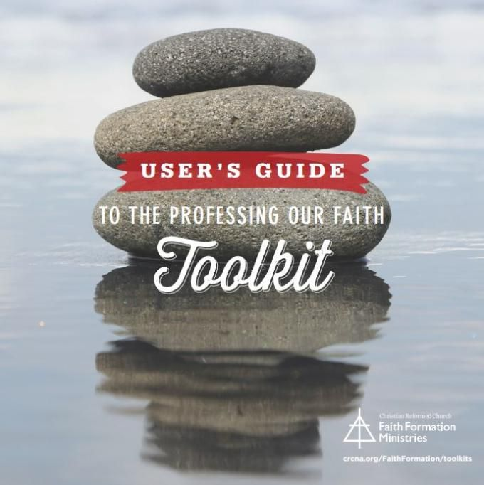 This toolkit offers resources to help your church craft relevant, welcoming profession of faith practices that will encourage members of your congregation to affirm their baptism by publicly declaring their faith before the community of believers.