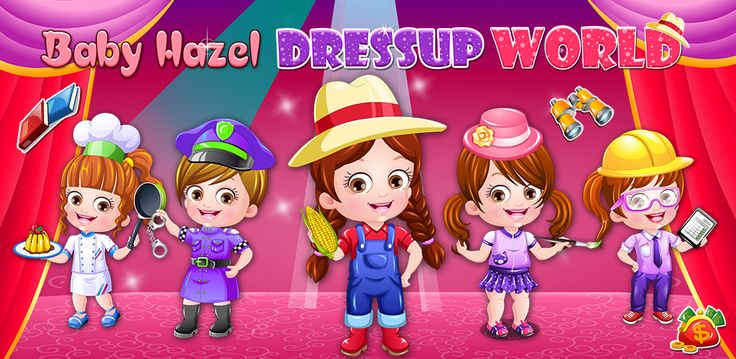 Enjoy watching Baby Hazel dresses up for her favorite professions with stylish outfits and accessories https://www.youtube.com/watch?v=MBXkahyVKnI