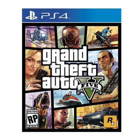 Juego PS4 Rockstar Games GTA V - fravega