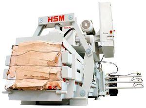 Prensa compactadora enfardadora de canal HSM VK 1206: http://www.asturalba.com/maquinas/prensas/prensas_de_canal/prensas_de_canal.htm