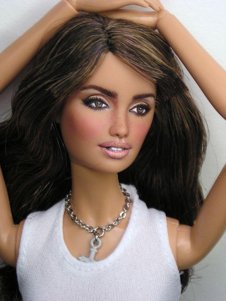 Barbie Dolls as Celebs - YouTube