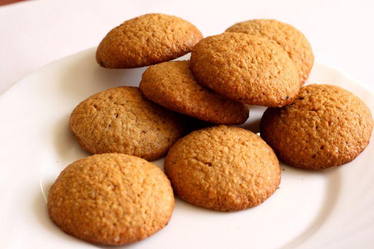 Овсяное печенье БЕЗ МУКИ. Легкое, рассыпчатое печенье и очень вкусное