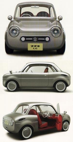 for 2 / Suzuki LC Concept