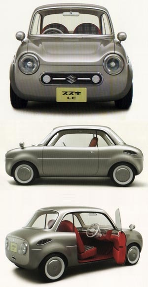 for 2 / Suzuki LC Concept                                                                                                                                                                                 もっと見る