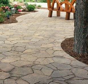 """10 """"Best in Class"""" Patio Pavers - Arbel masterfully captures the elegant appearance of natural stone."""