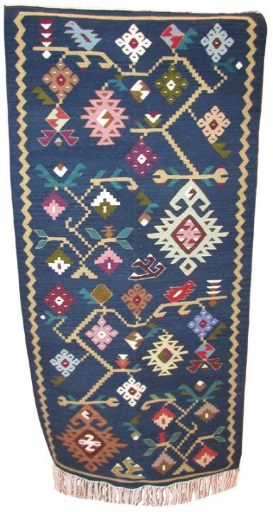 Carpet from Chiprovtsi