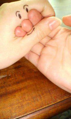 指でアンパンマン - まとめのインテリア