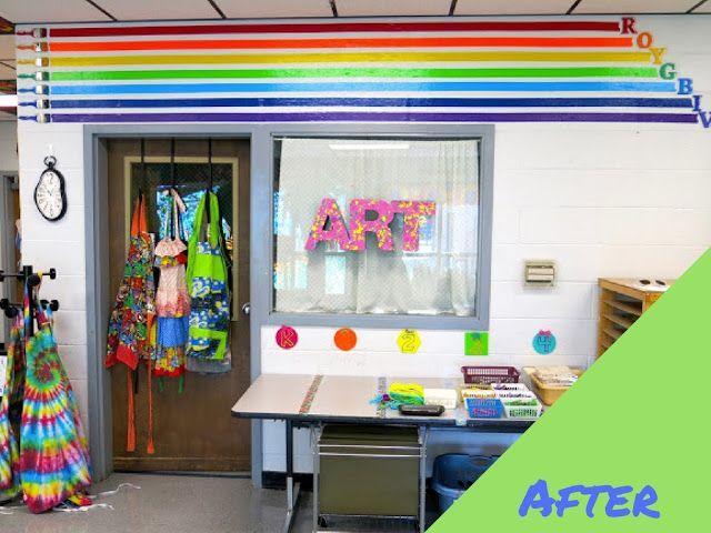 Cassie Stephens Art Classroom Decor Art Classroom Organization Art Room