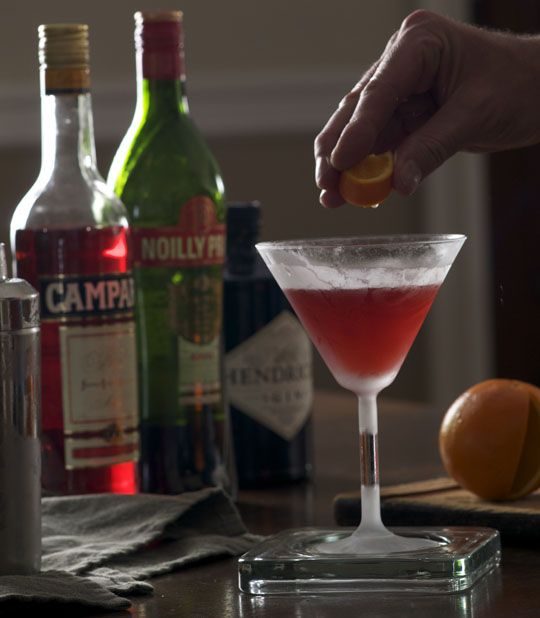 The Enhanced Negroni from Michael Ruhlman (http://punchfork.com/recipe ...