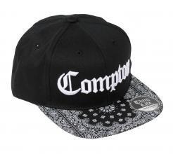 Thug Life Compton Paisley Cap,