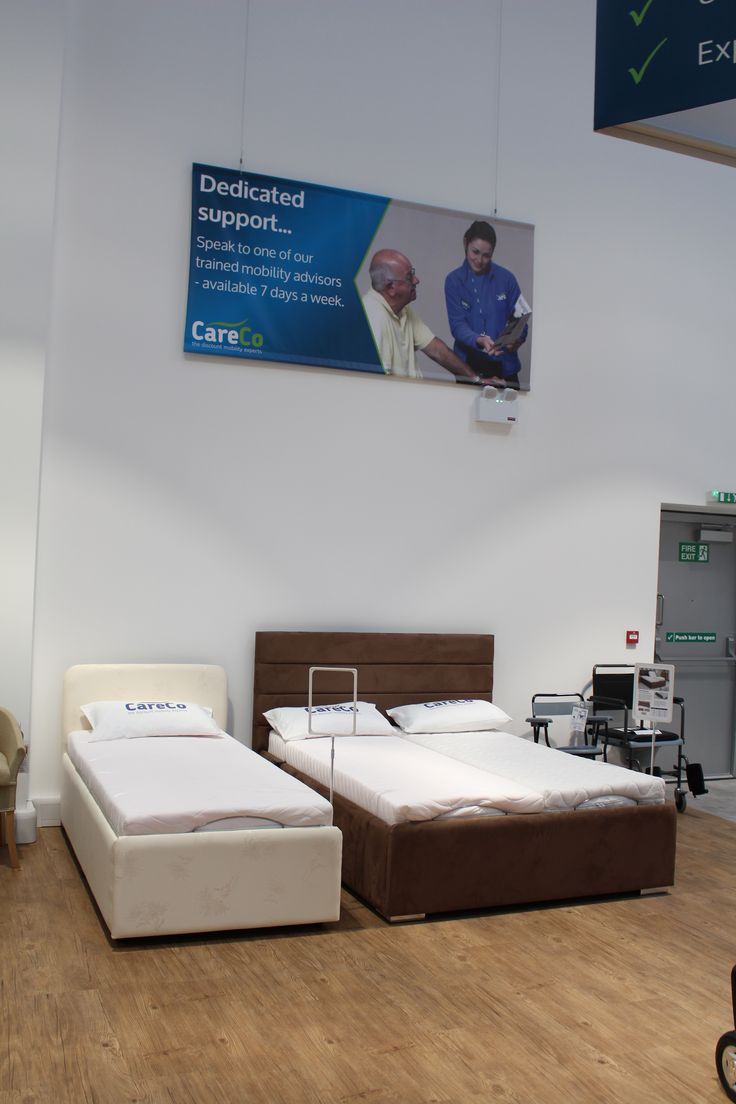 Come check out our range beds at our Hayes Showroom. To find out more give us a call on 0800 111 4774.