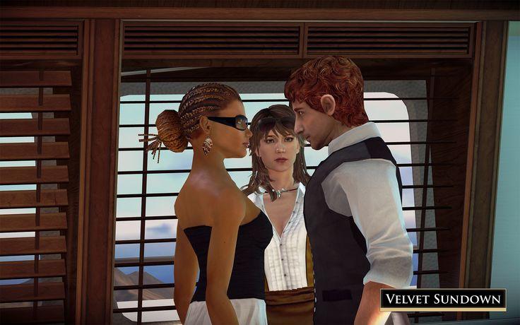 Velvet Sundown gameplay screenshot