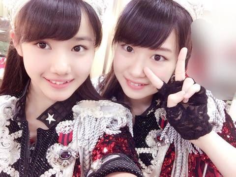 Reina Yokoyama & Miki Nonaka