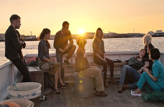 A deeply moving Netflix original series, 'Sense 8' follows the lives of a group of eight individuals all across the globe as they struggle to come to terms with their psychic connections and fight ...