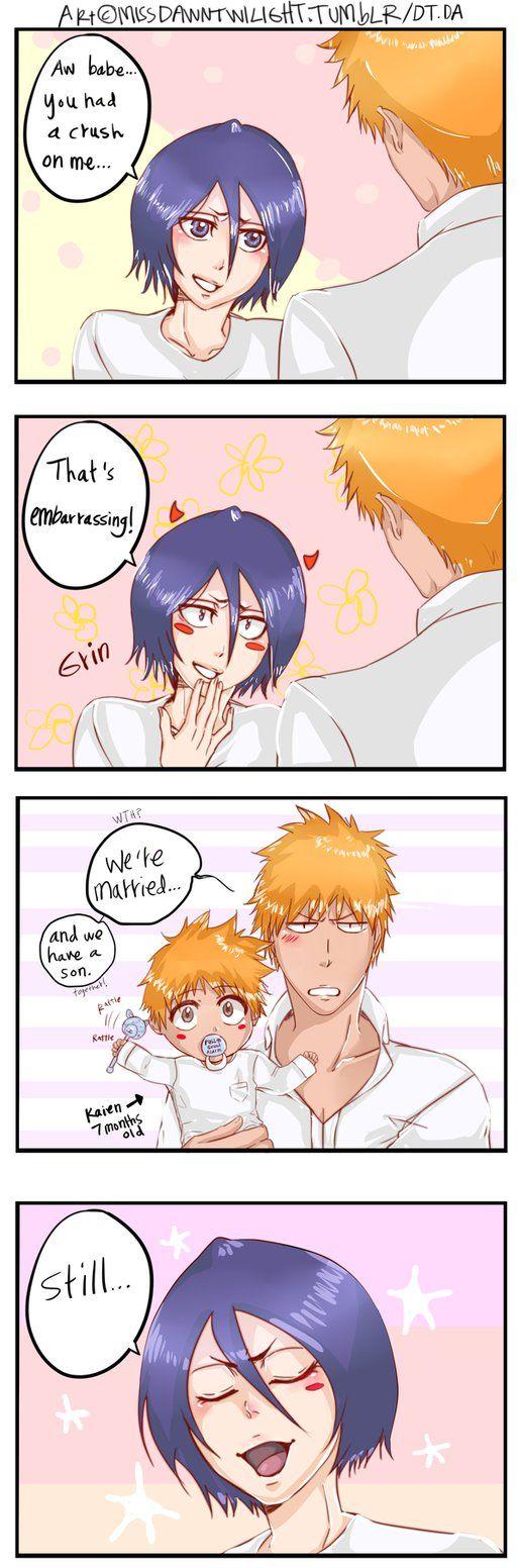 Married life !! Lol ichiruki