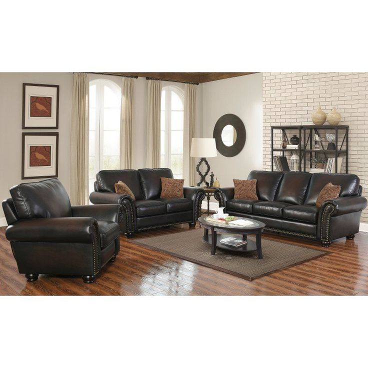 Leather Sleeper Sofa Abbyson Mac Hand Rubbed Leather Sofa and Loveseat Set Durable