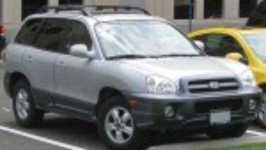 Santa Fe 2000 2005 Workshop Car Service Repair Manual