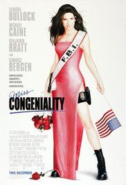 Miss Congeniality Poster