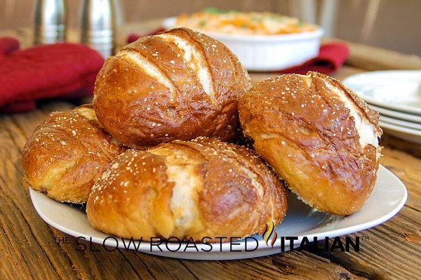 Rollos de canela Cinnabon Copycat receta