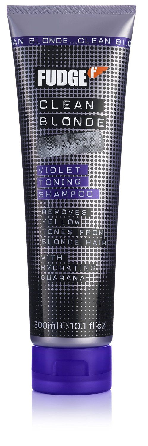 Fudge Shampoo best for Cleaning up your hair. All you  Blonde babes get order for this Violet colored 300 ml shampoo now!