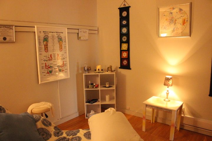 How To Decorate My Energy Therapy Room
