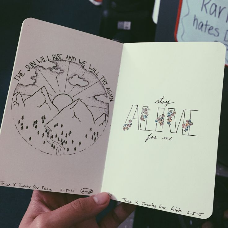 Kitchen Sink Twenty One Pilots Drawing 78 best notebook images on pinterest | journal ideas, bullet