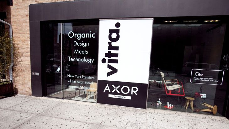 Axor NYC and Axor Starck Organic:  A match made in design heaven.