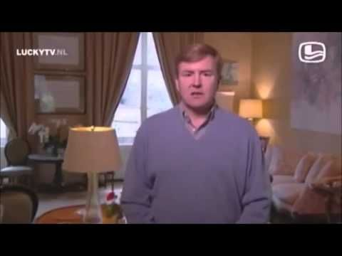 Koning Willy bij Luckytv